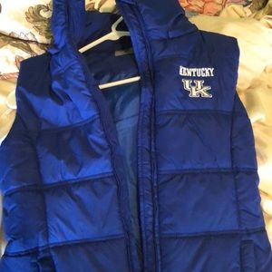 Size small UK puffy vest